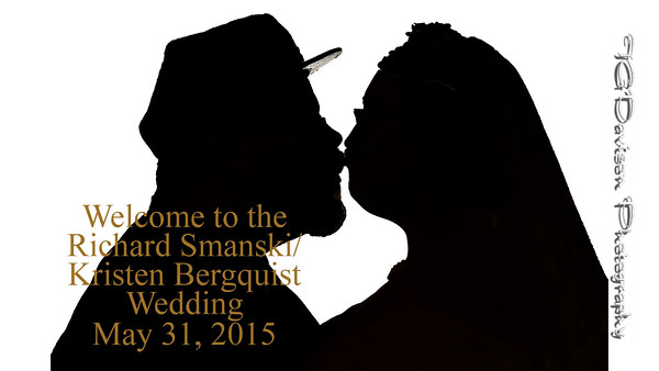 Smanski/Bergquist Wedding Video May 31, 2015